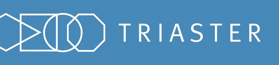 Triaster Logo